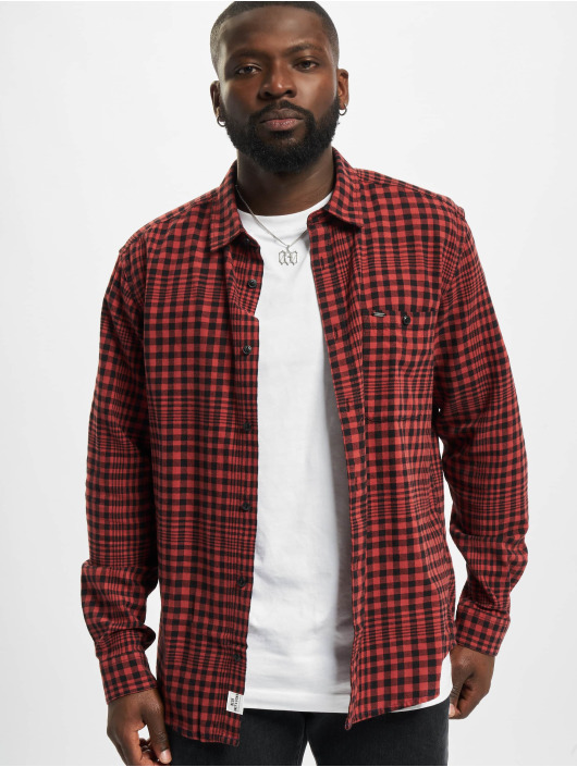 Only & Sons Hemd Onsstorm rot