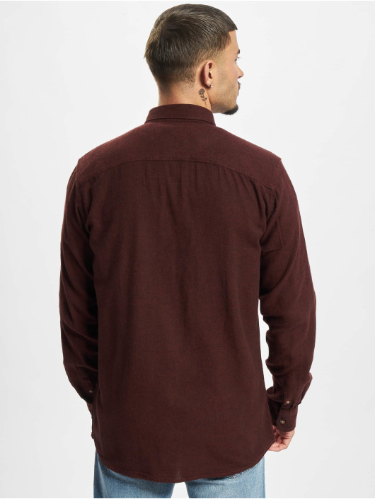 Only & Sons Hemd Onssimon rot