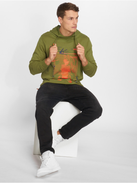 Only & Sons Hoodie onsWilkes olive