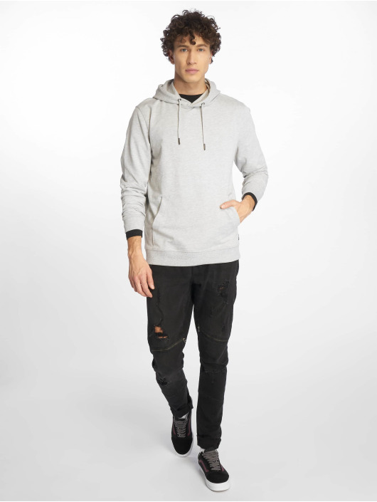 Only & Sons Hoody Onsbasic grijs