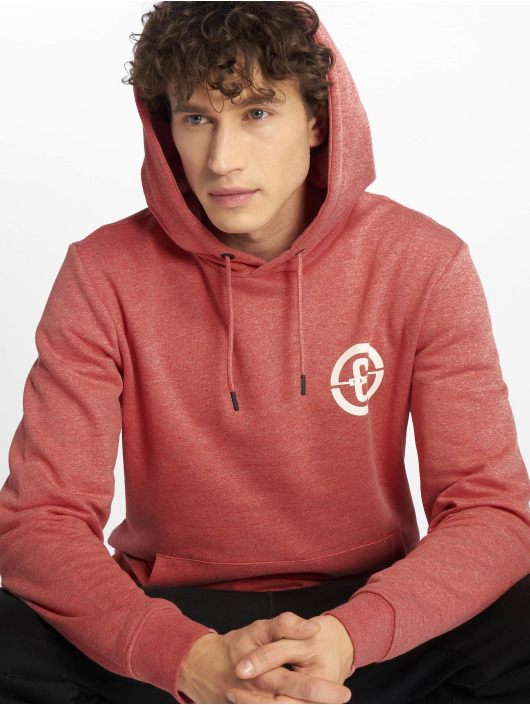 Only & Sons Hoody onsOrlando rot