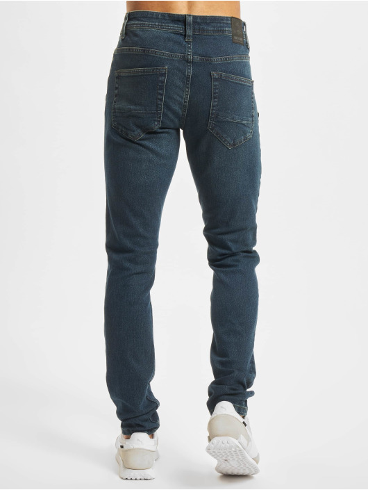 Only & Sons Jean skinny Onsloom PK 9810 bleu