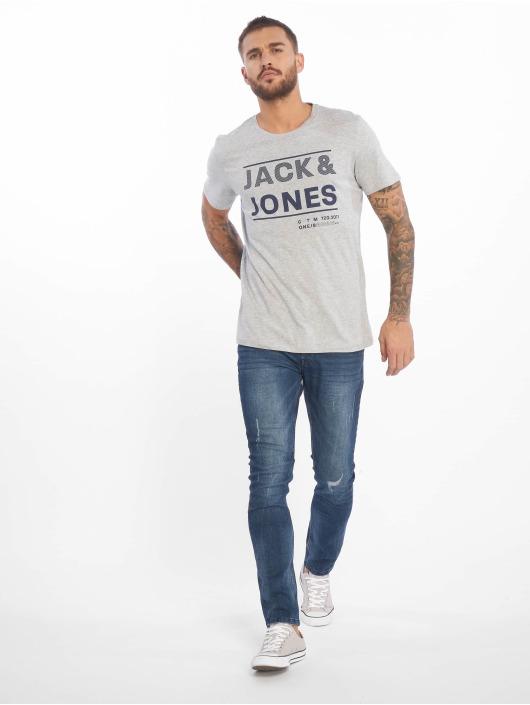 Only & Sons Jean slim onsLoom Damage Blue bleu