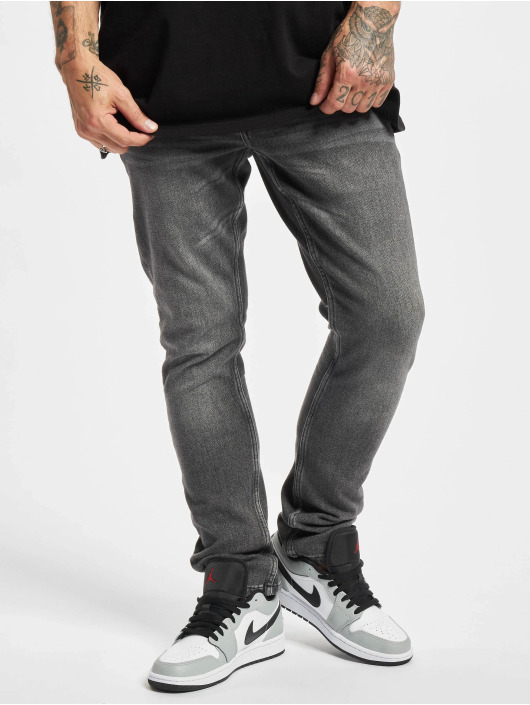 Only & Sons Jean slim Only & Sons Onsloom Skinny Jeans gris