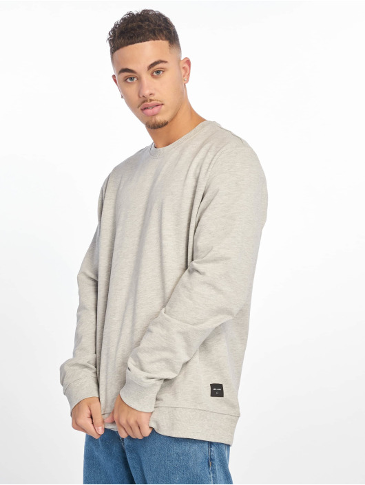 Only & Sons Jersey onsBasic Unbrushed gris