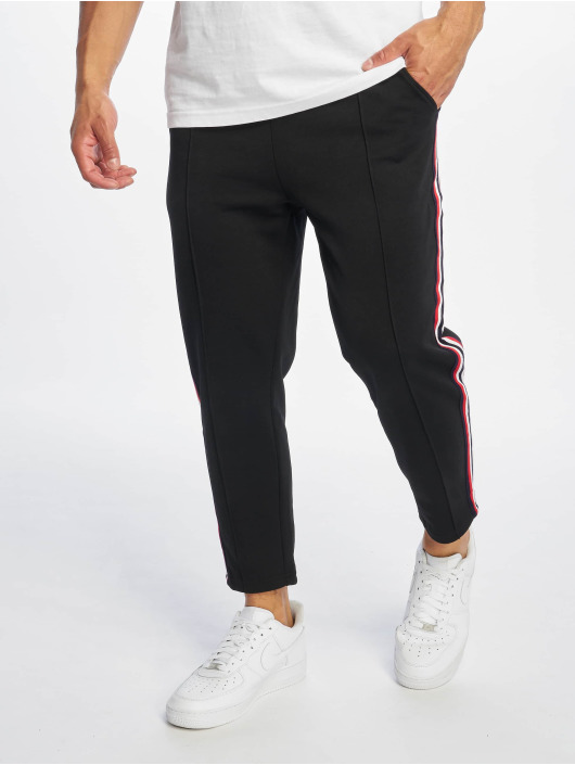 Only & Sons Jogginghose onsWilliam Herringbone Poly schwarz