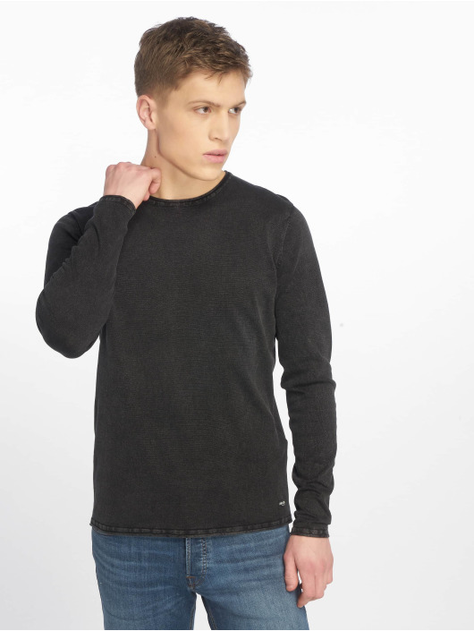 Only & Sons Jumper onsGarson 12 Wash Knit NOOS black