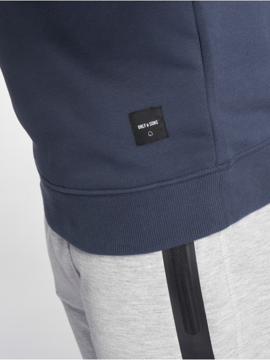 Only & Sons Jumper onsBasic Brushed blue