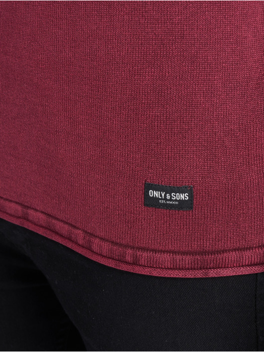 Only & Sons Jumper onsGarson Wash red