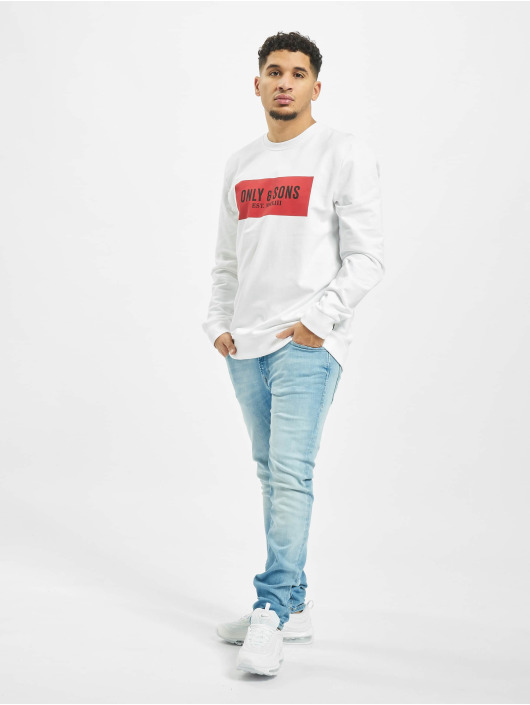 Only & Sons Jumper onsNormie white