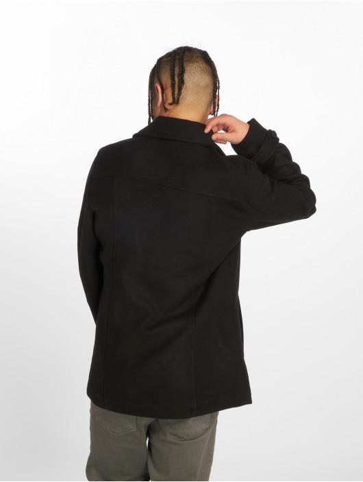 Only & Sons Kabáty onsSune Wool èierna
