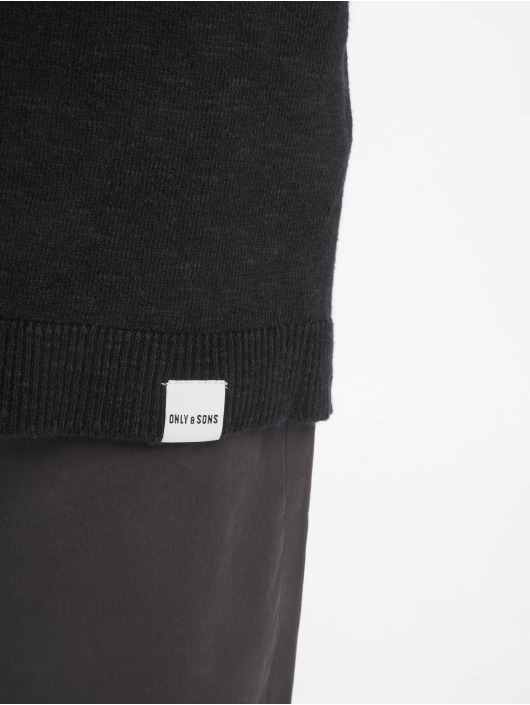 Only & Sons Kardigán onsFlex 12 Linen Knit èierna