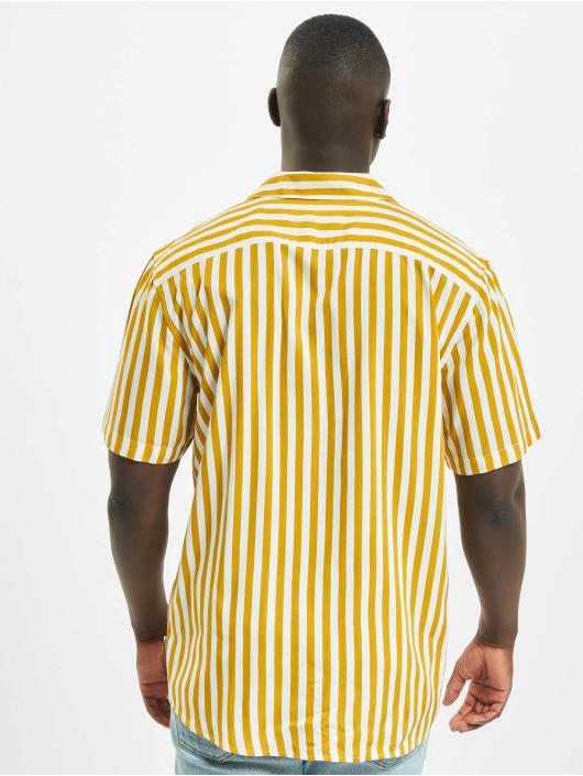 Only & Sons Kauluspaidat onsWayne Striped Viscose Noos beige