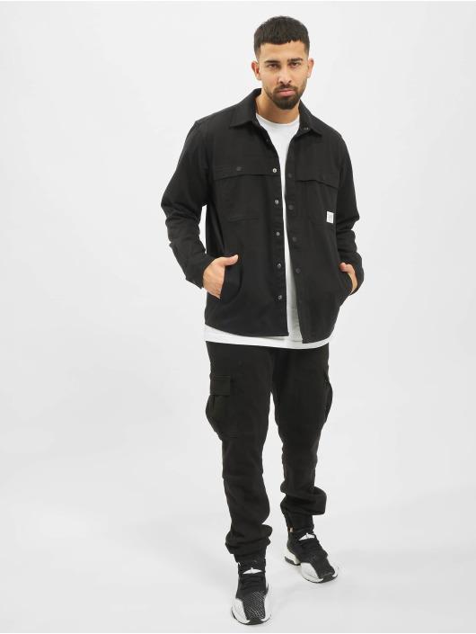 Only & Sons Košele onsGavin Twill Workwear èierna