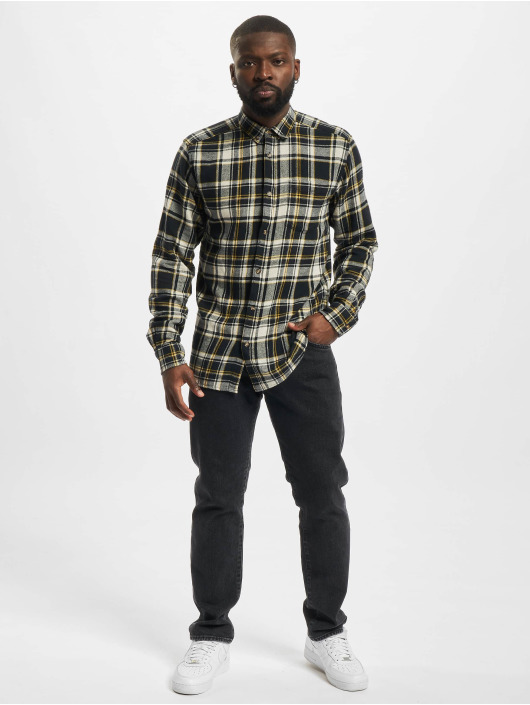 Only & Sons Košele Onssimon Checked Flannel modrá