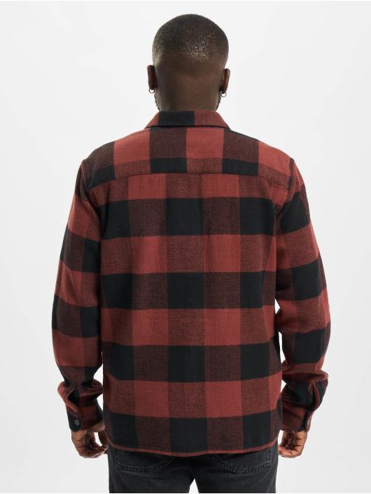 Only & Sons Koszule Onsscott Flannel brazowy