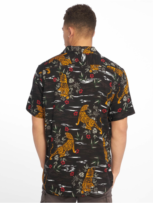 Only & Sons Koszule onsPilas Tiger czarny
