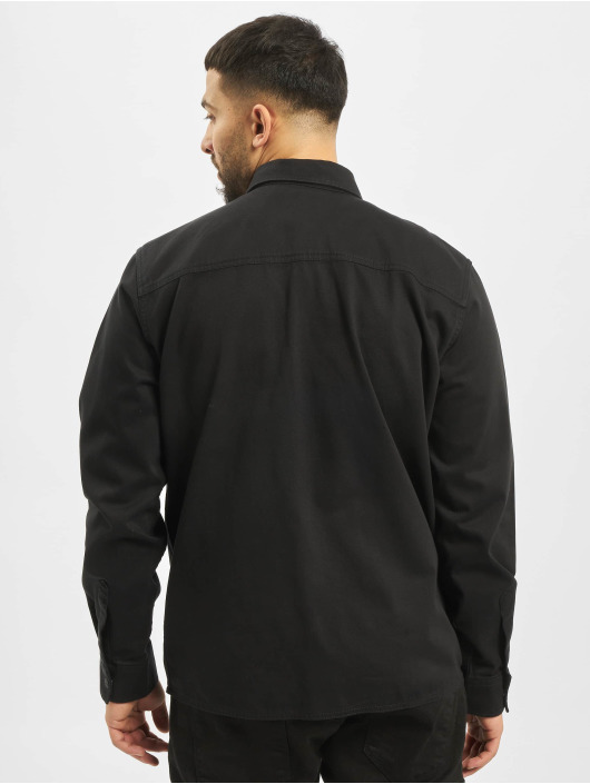 Only & Sons Koszule onsGavin Twill Workwear czarny
