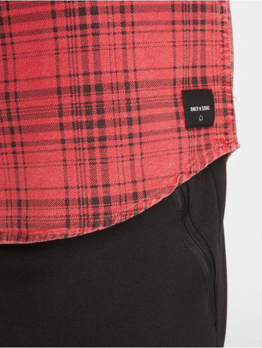 Only & Sons Koszule onsKenneth czerwony