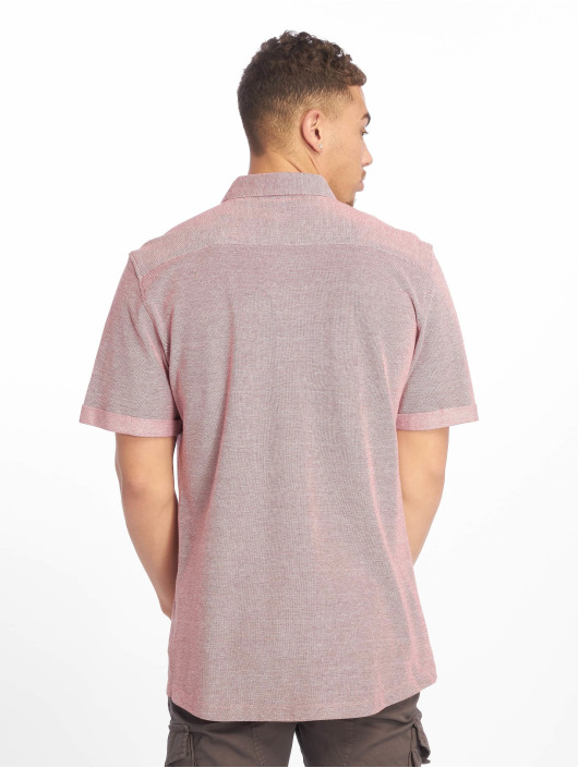Only & Sons Koszule onsCuton Knitted Melange czerwony