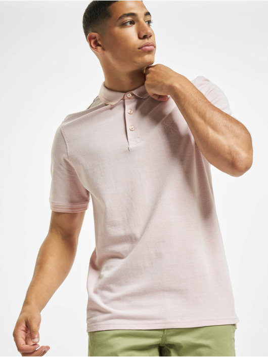 Only & Sons Koszulki Polo onsStan Life Fitted Noos rózowy