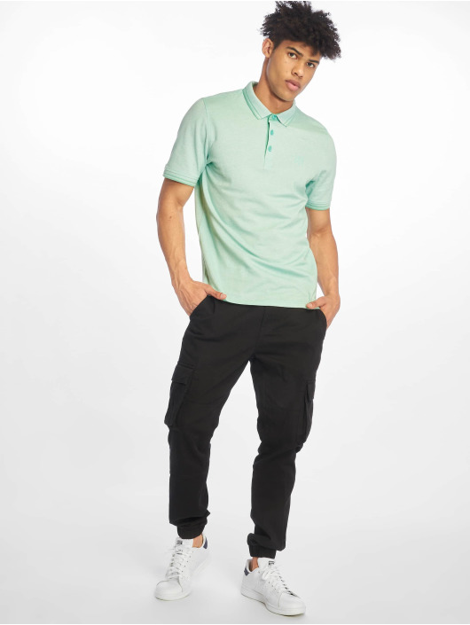 Only & Sons Koszulki Polo onsStan Fitted Noos zielony