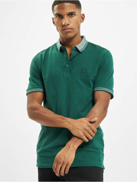 Only & Sons Koszulki Polo onsStan Life Fitted Noos zielony