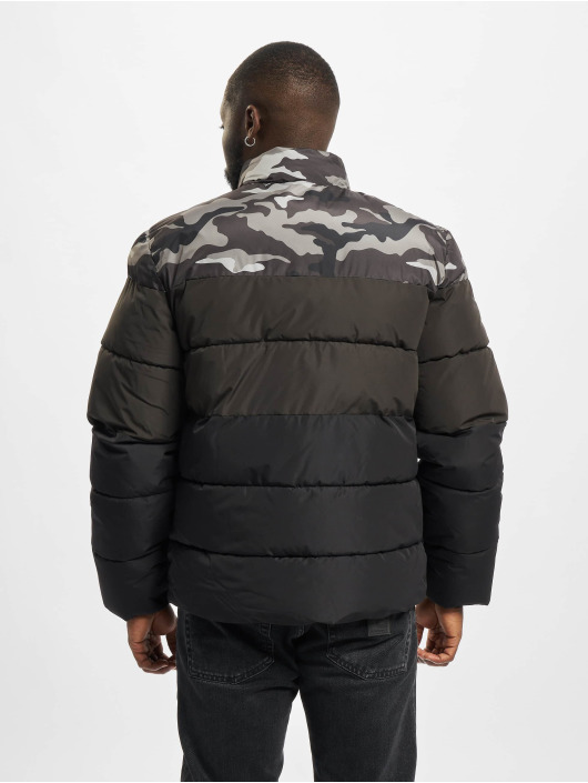 Only & Sons Kurtki zimowe Onsmelvin Quilted szary