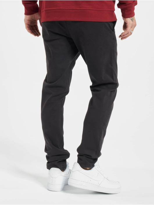Only & Sons Látkové kalhoty onsTarp Washed Noos čern