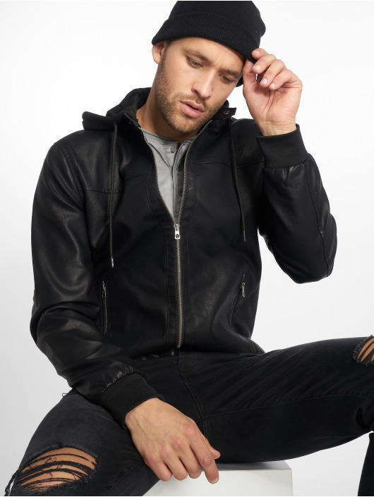 Only & Sons Lightweight Jacket WF Brixton black