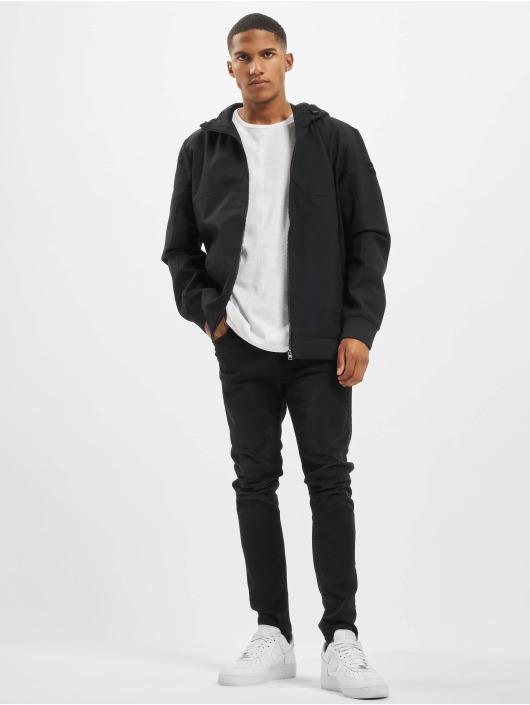 Only & Sons Lightweight Jacket onsThor Emil Hooded black