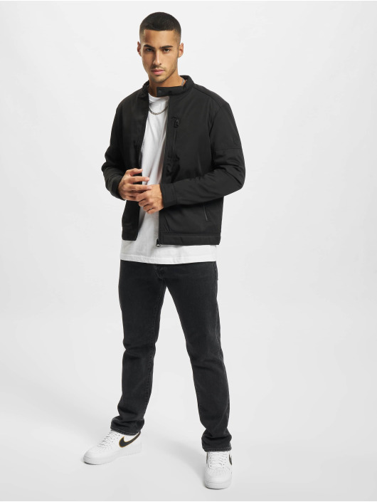 Only & Sons Lightweight Jacket Onspascal Racer black