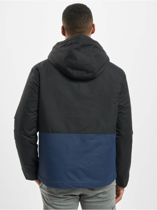 Only & Sons Lightweight Jacket onsTown Block Anorak blue