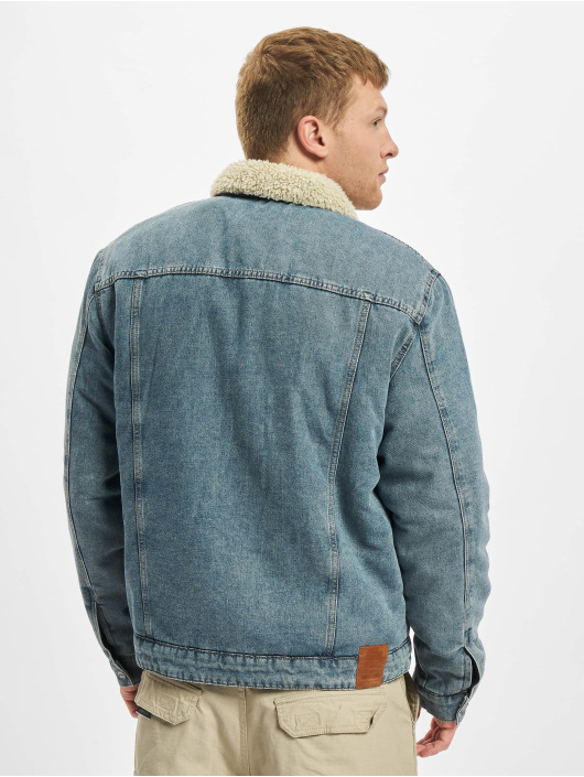 Only & Sons Lightweight Jacket Onslouis Life blue