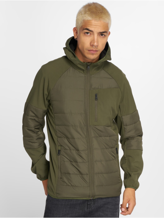 Only & Sons Lightweight Jacket onsAndre olive