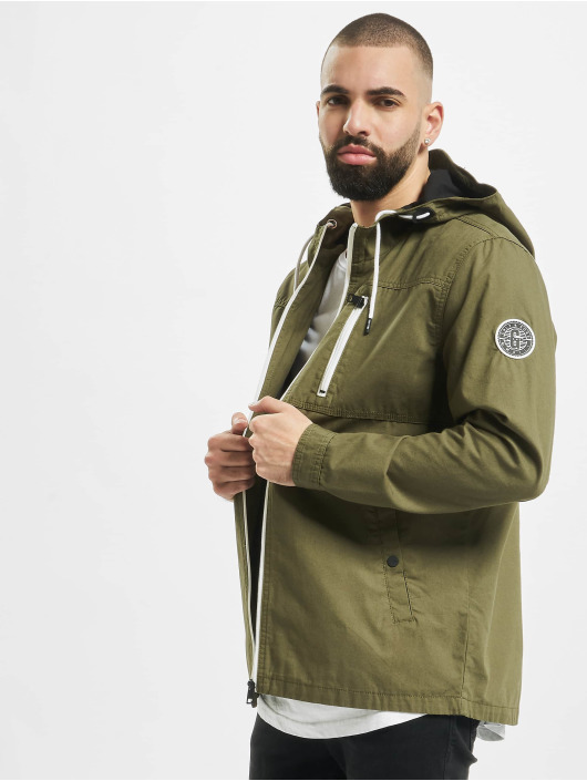Only & Sons Lightweight Jacket onsAsbjorn olive