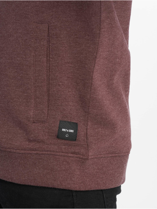 Only & Sons Lightweight Jacket onsZip purple