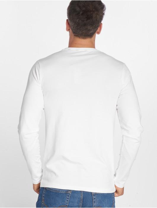 Only & Sons Longsleeve onsBasic Slim white