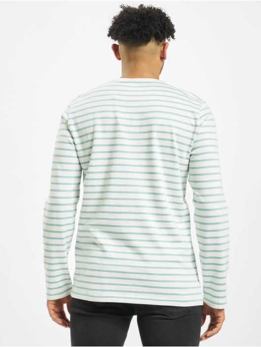 Only & Sons Longsleeve onsEvan Life white