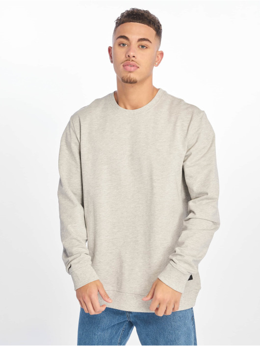 Only & Sons Maglia onsBasic Unbrushed grigio