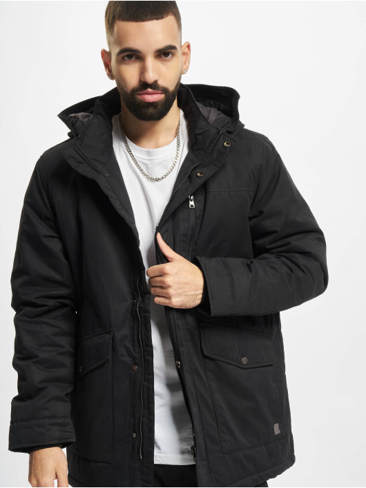 Only & Sons Manteau hiver Onselliot noir