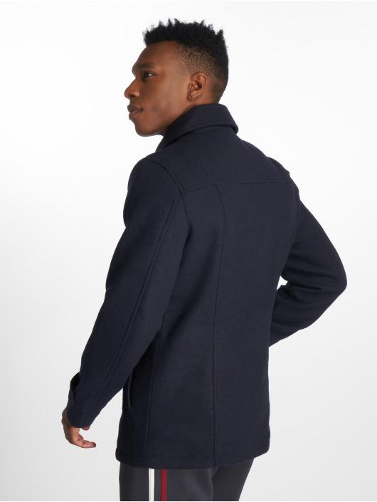 Only & Sons Mantel onsSune Wool blau