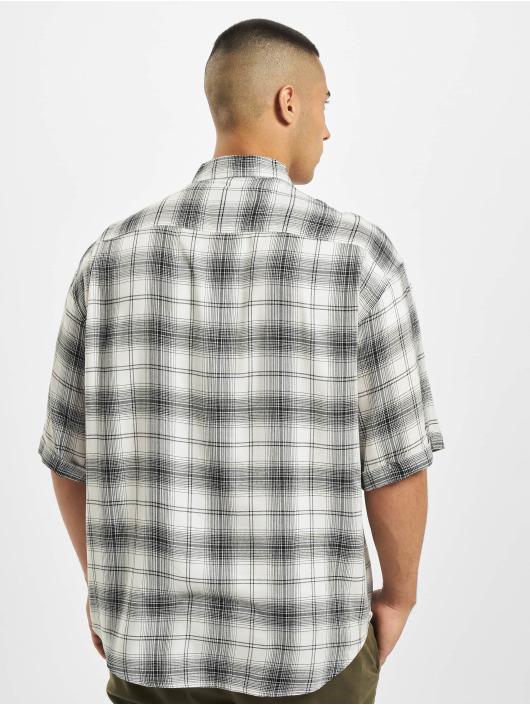 Only & Sons overhemd onsLogan Oversize Check Viscose wit