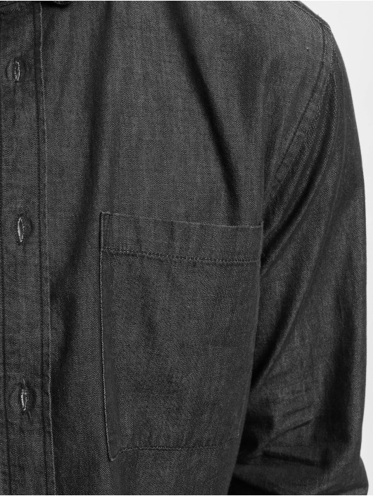 Only & Sons overhemd Onsnoel Denim zwart