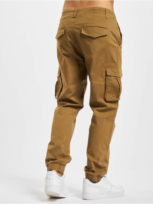 Only & Sons Pantalon cargo Onsmike Life PK 9486 brun