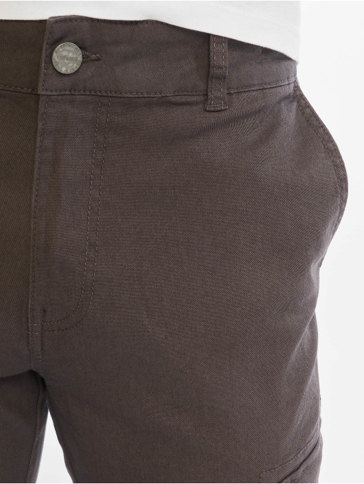 Only & Sons Pantalon cargo Onsstage Cuff Mj 1441 gris