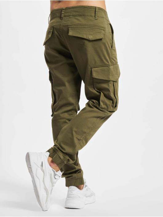 Only & Sons Pantalon cargo Onskim olive