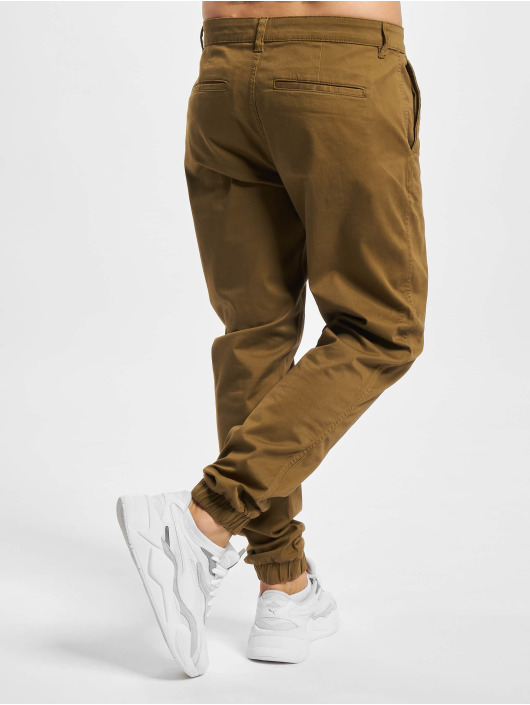 Only & Sons Pantalon chino Onscam Aged Cuff PG 9626 brun