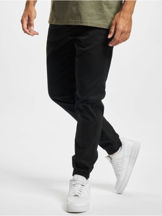 Only & Sons Pantalon chino Onscam Aged Cuff PG 9626 noir