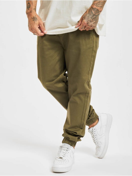 Only & Sons Pantalon chino Onslinus Life PG 8661 olive